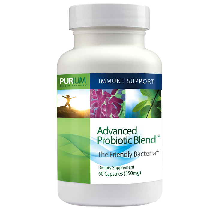 Advanced Probiotic Blend