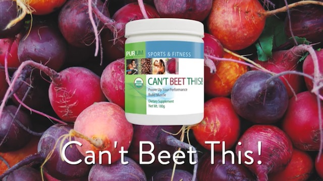Can't Beet This